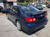 2007 Toyota Corolla Sport