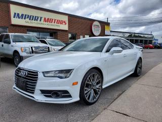 Used 2016 Audi A7 3.0T Technik for sale in North York, ON