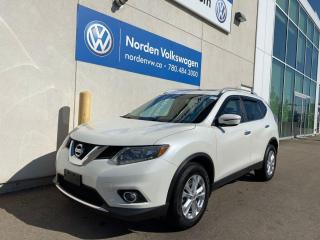 Used 2016 Nissan Rogue SV AWD / SUNROOF / HEATED SEATS for sale in Edmonton, AB