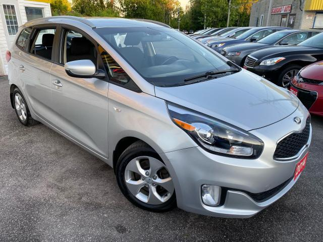 2014 Kia Rondo LX/ AUTO/ BLUETOOTH/ PWR GROUP/ ALLOYS/ SPOILER++