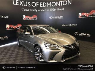 Used 2016 Lexus GS 350 for sale in Edmonton, AB