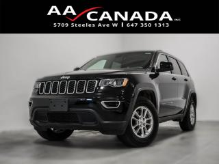 Used 2020 Jeep Grand Cherokee Laredo for sale in North York, ON