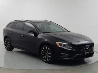 Used 2018 Volvo V60 Dynamic *If Batman Drove A Wagon* for sale in Winnipeg, MB