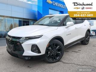 New 2020 Chevrolet Blazer RS Buy from Home with Birchwood! for sale in Winnipeg, MB