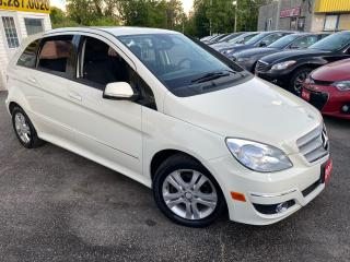 Used 2009 Mercedes-Benz B-Class AUTO/ PWR GROUP/ ALLOYS/ FOG LIGHTS/ BLUETOOTH++ for sale in Scarborough, ON