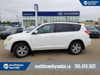 Used 2012 Toyota RAV4 4WD/SUNROOF/BLUETOOTH for sale in Edmonton, AB