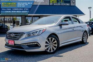 Used 2015 Hyundai Sonata SPORT for sale in Guelph, ON