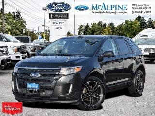 Used 2014 Ford Edge SEL for sale in Aurora, ON
