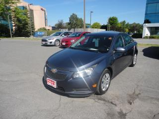 Used 2013 Chevrolet Cruze 4dr Sdn LT Turbo w-1SA for sale in Ottawa, ON