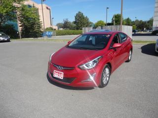 Used 2016 Hyundai Elantra 4dr Sport w/ Sunroof for sale in Ottawa, ON