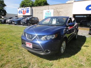 Used 2018 Nissan Qashqai AWD SV W/ SUNROOF for sale in Ottawa, ON