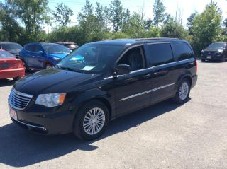 Used 2015 Chrysler Town & Country Touring w-Leather - POWER DOORS AND TAILGATE! for sale in Ottawa, ON