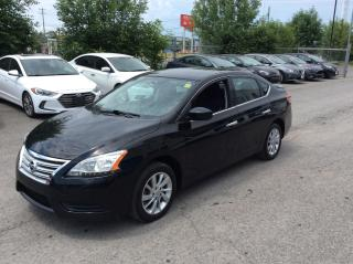 Used 2015 Nissan Sentra SV/X - MANUAL - A/C! for sale in Ottawa, ON