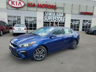 New 2020 Kia Forte EX Premium IVT - Smart Cruise, High Beam Assist for sale in Niagara Falls, ON
