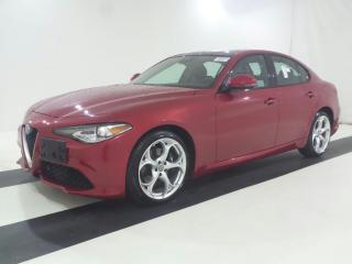 Used 2019 Alfa Romeo Giulia Ti l SUNROOF l HEATED SEATS l NAV l for sale in Burlington, ON