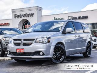 Used 2019 Dodge Grand Caravan GT l POWER DOORS l DVD l NAV l for sale in Burlington, ON