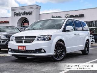 Used 2019 Dodge Grand Caravan GT l DVD l POWER DOORS l NAV l for sale in Burlington, ON