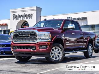 New 2020 RAM 2500 Limited   BRAND NEW CANCELLED ORDER for sale in Burlington, ON