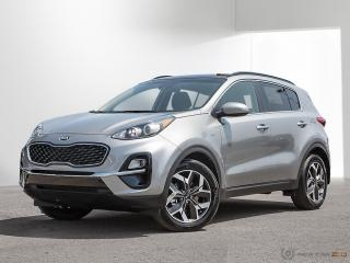 New 2020 Kia Sportage EX S AWD for sale in Kitchener, ON