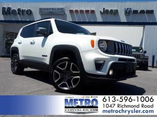 Used 2019 Jeep Renegade Limited 4x4 LOADED for sale in Ottawa, ON