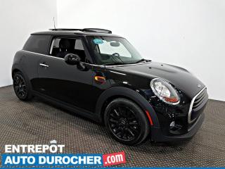 Used 2016 MINI Cooper Hardtop TOIT OUVRANT - A/C - Sièges Chauffants for sale in Laval, QC