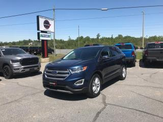 Used 2017 Ford Edge 3.5L SEL AWD NAV/Roof/Lthr 1-Owner Trade-IN!! for sale in Sudbury, ON