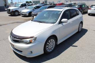 Used 2010 Subaru Impreza 2.5i for sale in Whitby, ON