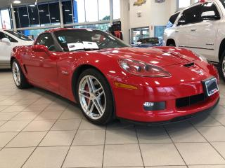 Used 2006 Chevrolet Corvette Z06 \ LOW KM \ ONE OWNER \ 505 HP \ for sale in Waterloo, ON