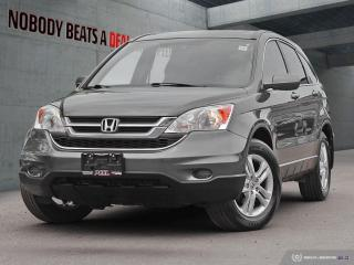 Used 2011 Honda CR-V 4WD 5dr EX-L for sale in Mississauga, ON