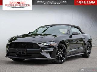 Used 2019 Ford Mustang for sale in Richmond, BC