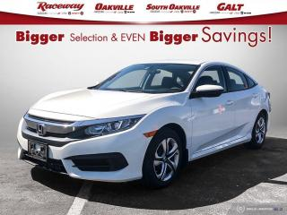 Used 2017 Honda Civic for sale in Etobicoke, ON