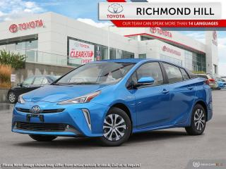 New 2020 Toyota Prius Prius Tech AWD for sale in Richmond Hill, ON