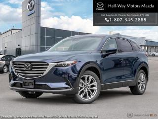 New 2020 Mazda CX-9 GS-L for sale in Thunder Bay, ON