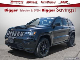 Used 2020 Jeep Grand Cherokee 4X4 | COMPANY DEMO | NEW PRICE | CALL TODAY | for sale in Etobicoke, ON