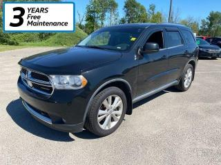 Used 2012 Dodge Durango SXT for sale in Smiths Falls, ON