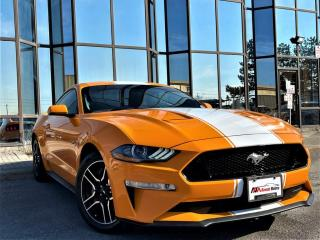Used 2018 Ford Mustang GT|5.0|REAR VIEW|VENTED SEAT|NAVIGATION|APPLE CARPLAY|ALLOYS for sale in Brampton, ON
