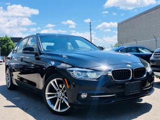 Used 2018 BMW 3 Series |330i XDRIVE|HEATED MEMORY SEATS|NAVIGATION|SUNROOF|REAR CAM for sale in Brampton, ON