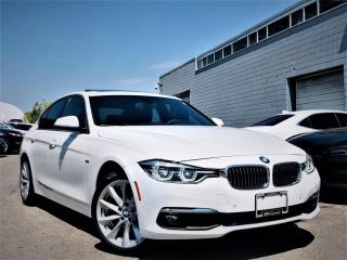 Used 2016 BMW 328i |XDRIVE|HEATED MEMORY SEATS|NAVIGATION|SUNROOF|REAR VIEW! for sale in Brampton, ON