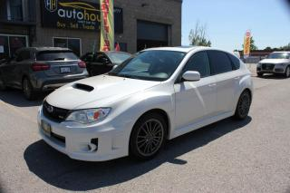 Used 2013 Subaru WRX 5 Speed Manual, Leather, Sunroof AWD,WINTER TIRES for sale in Newmarket, ON