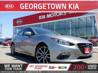 Used 2016 Mazda MAZDA3 GX | ONLY 41K KMS | NO ACCIDENT | BLUTOOTH for sale in Georgetown, ON