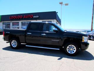 Used 2010 Chevrolet Silverado 1500 LS Crew Cab 4WD Cheyenne Edition V8 for sale in Milton, ON