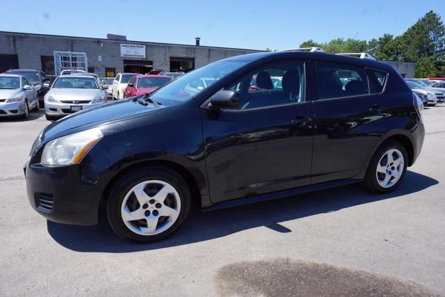 2010 Pontiac Vibe 1.8L CERTIFIED 2YR WARRANTY *1 OWNER*FREE ACCIDENT* CRUISE AUX ROOF RACK