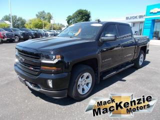 Used 2017 Chevrolet Silverado 1500 LT CREW CAB 4X4 for sale in Renfrew, ON