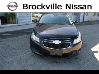 Used 2014 Chevrolet Cruze for sale in Brockville, ON