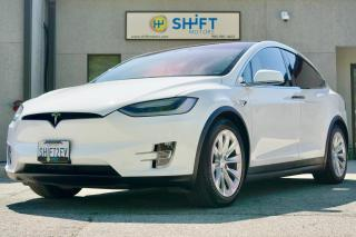Used 2016 Tesla Model X 75D ENHANCED AP, FSD, AIR, SUB ZERO, CARFAX CLEAN! for sale in Burlington, ON