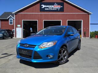 Used 2013 Ford Focus SE Navigation! Heated Seats! Cruise! for sale in Dunnville, ON
