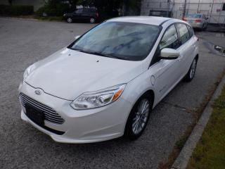 Used 2012 Ford Focus BEV ELECTRIC for sale in Burnaby, BC