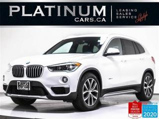 Used 2016 BMW X1 xDrive28i, NAV, PANO, HEATED, CAM, BLUETOOTH for sale in Toronto, ON