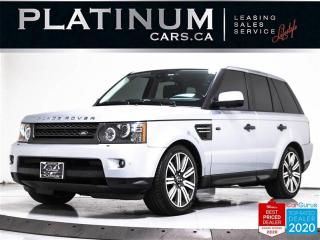 Used 2010 Land Rover Range Rover Sport HSE, V8, AWD, NAV, CAM, SUNROOF, HEATED SEATS for sale in Toronto, ON