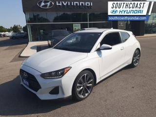 Used 2019 Hyundai Veloster 2.0 GL Auto  -  Bluetooth - $117 B/W for sale in Simcoe, ON
